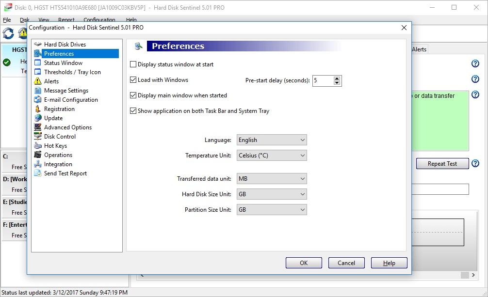 Hard Disk Sentinel Pro 5.01 Crack