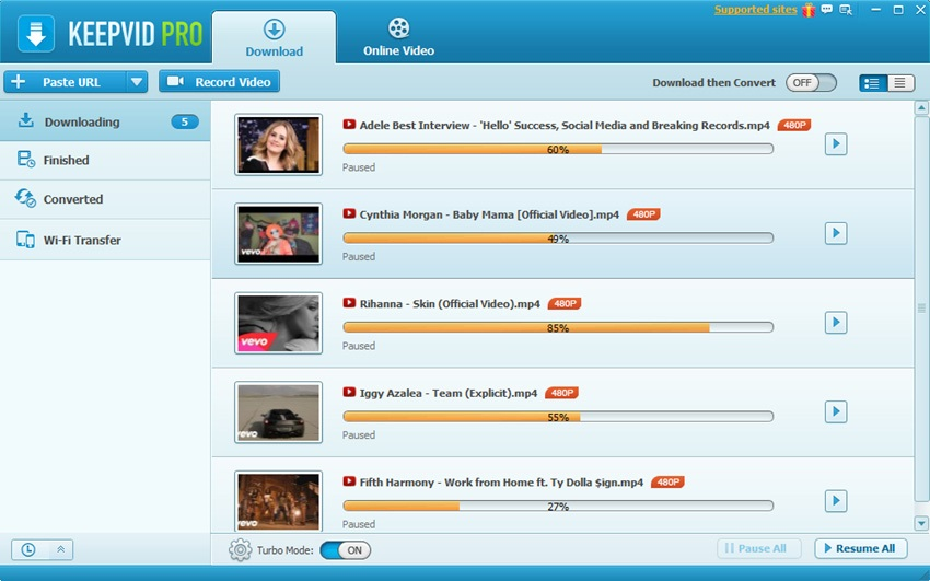 KeepVid Pro 6.3.0.7 License Key
