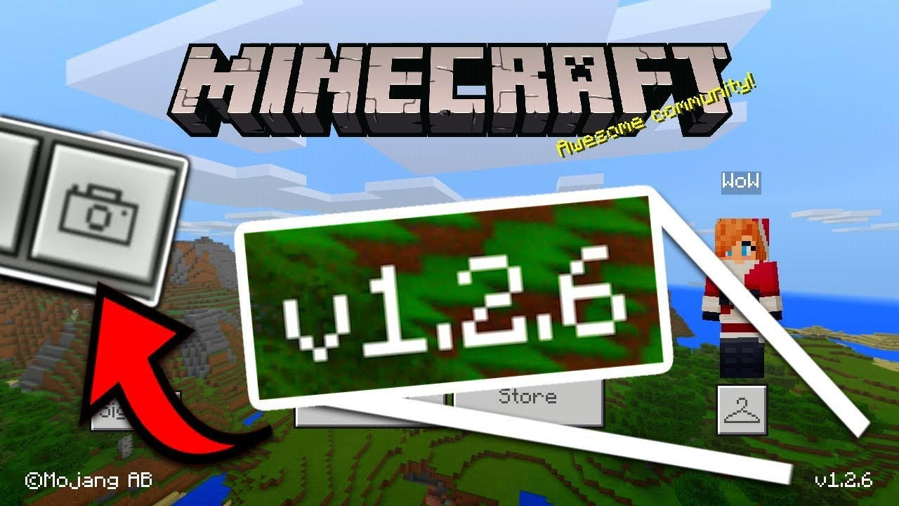 Minecraft Apk 1 2 6 2 Mod For Android And Pc Free Download