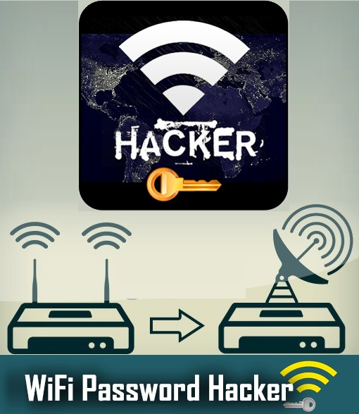 WiFi Password Hacker APK 2018