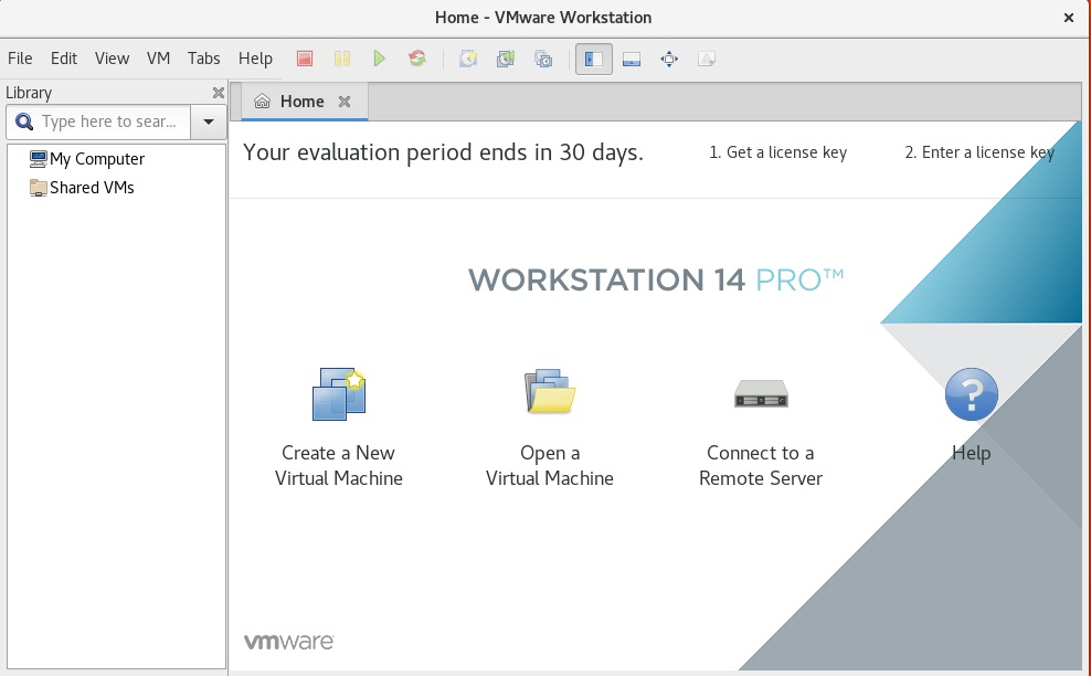 VMware Workstation Pro 14 Crack