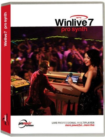 WinLive Pro Synth 7.0 Crack