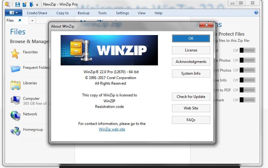 Winzip Pro 22 Activation Code
