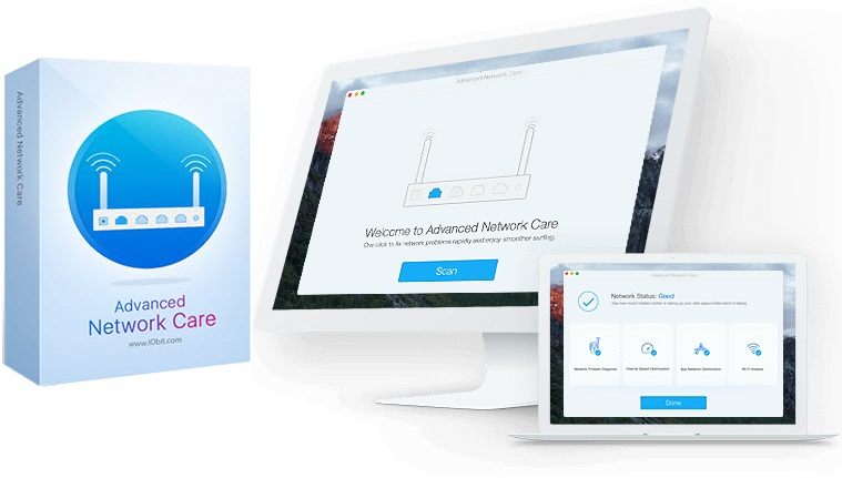 Advanced Network Care Pro Premium Crack