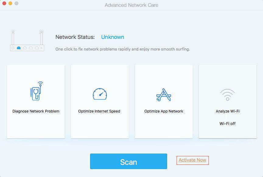 Advanced Network Care Pro Premium Key
