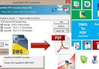 AutoDWG to PDF Converter Registration Code