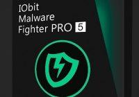IObit Malware Fighter Pro 5.4 Key