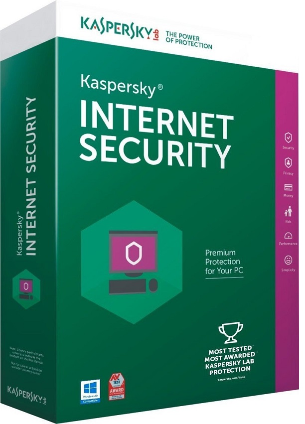 Kaspersky Internet Security 2018 Activation Code