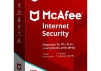 McAfee Internet Security 2018 Crack