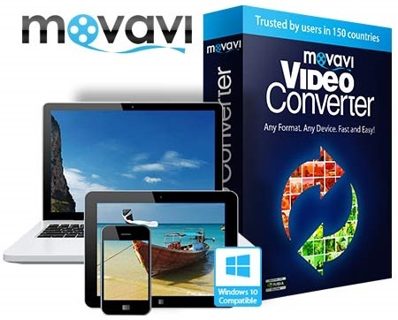 Movavi Video Converter 8 Activation Key