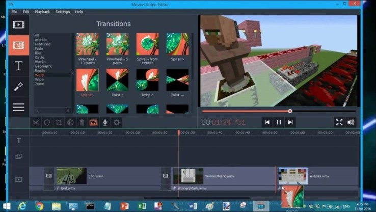 Movavi Video Editor 14.3.0 Keygen