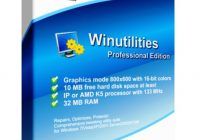 WinUtilities Professional Edition 15.1 Crack
