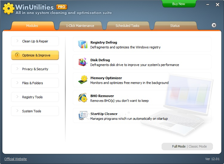 WinUtilities Professional Edition 15.1 Serial Key