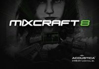 Acoustica Mixcraft Pro Studio 8.1 Build 408 Crack