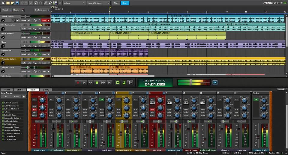Acoustica Mixcraft Pro Studio 8.1 Registration Code