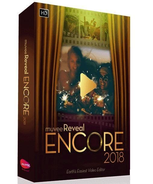 Muvee Reveal Encore 2018 Product Key