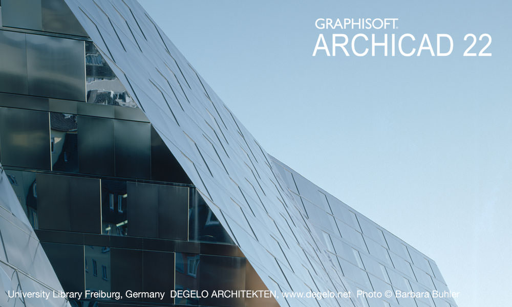 GraphiSoft ArchiCAD 22