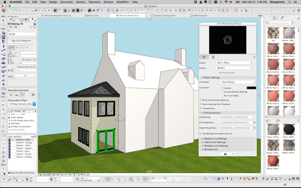 Graphisoft ArchiCAD 22 for Mac