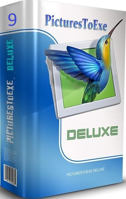 PicturesToExe Deluxe 9 Serial Key