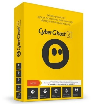 CyberGhost VPN 6.5.2.42 Crack