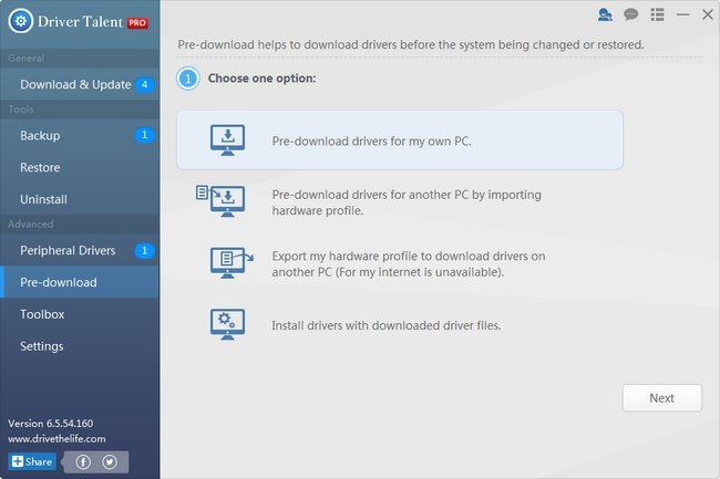 Driver Talent Pro 7.1.30.6 Activation Key
