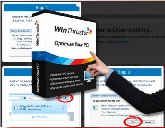 WinThruster 1.79.69.3083 Crack