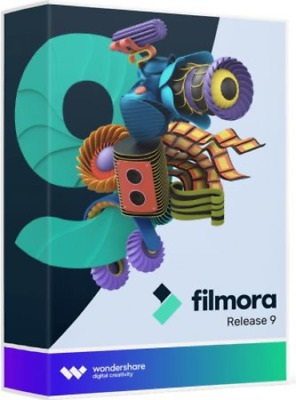 Wondershare Filmora 9.0.1 Crack