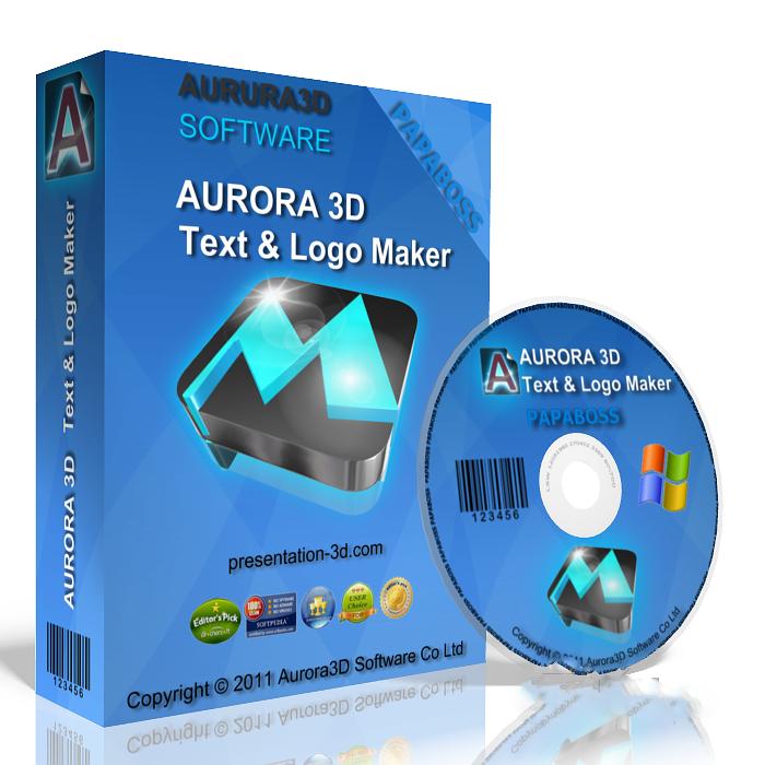 Aurora 3D Text & Logo Maker 16.01.07 Crack