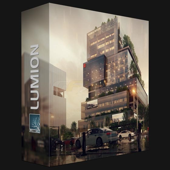 Lumion 10 Pro Crack + Activation Code 2021 [Mac + Window]
