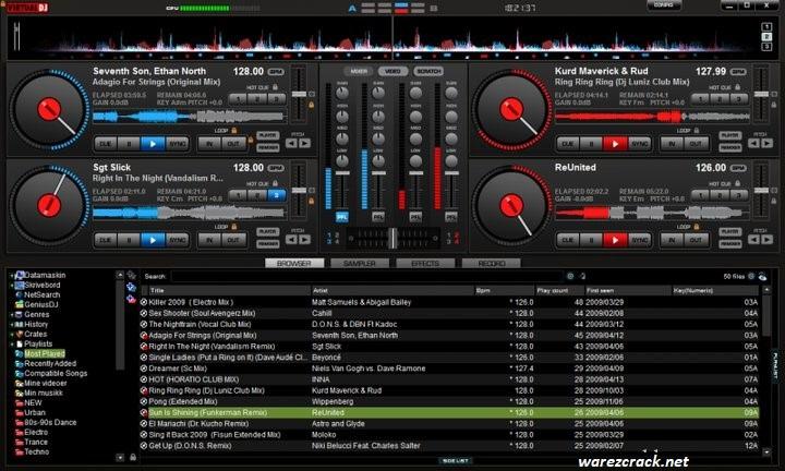 Virtual DJ Pro 2019 Keygen