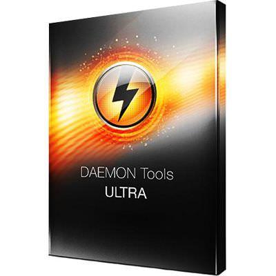 DAEMON Tools Ultra 5.5.1 Crack