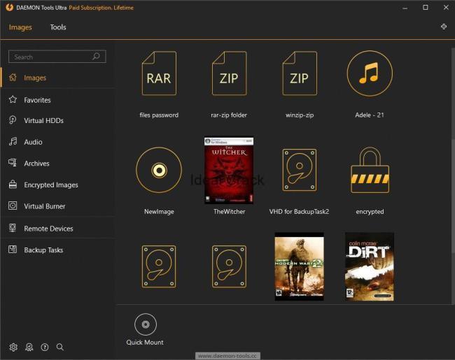 DAEMON Tools Ultra 5.5.1 Keygen