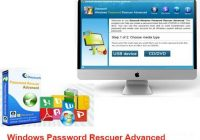 DaosSoft Windows Password Rescuer Advanced 6.0.0.1 Crack