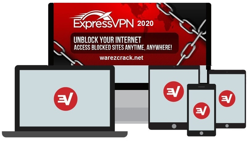 Express VPN 7.9.3 Crack + Activation Code Latest Version [2020]