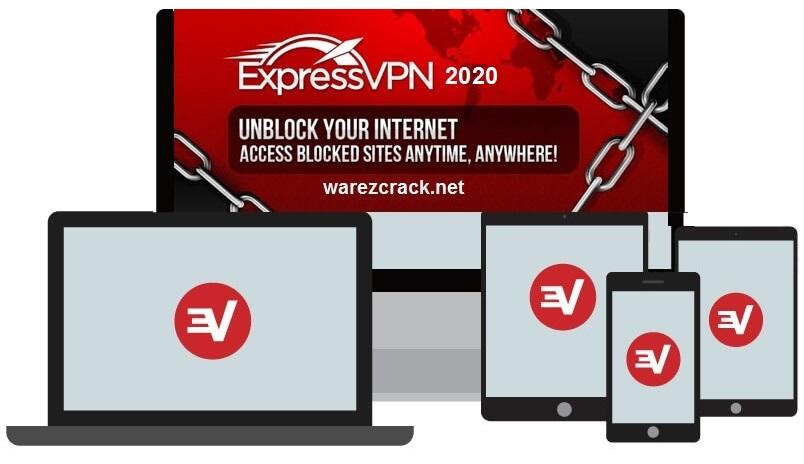 Express VPN 7.9.3 Crack + Activation Code Latest Version [2020]