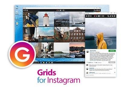 Grids For Instagram Crack 6.0.3 + License Key 100% Working