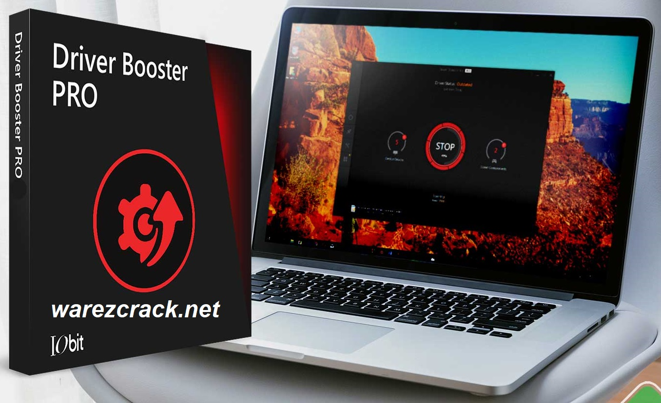 IOBIT Driver Booster Pro 8.0.2.210 Crack