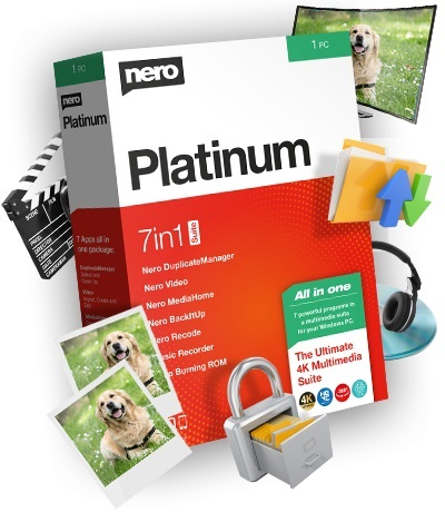 Nero 2021 Platinum Suite Crack