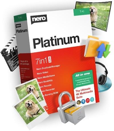 Nero 2021 Platinum Suite Crack