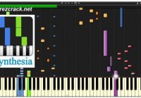 Synthesia 10.6.5311 Crack