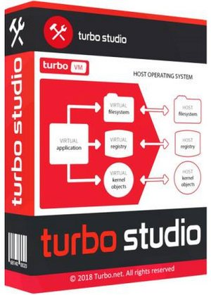 Turbo Studio 20.2.1301 Crack
