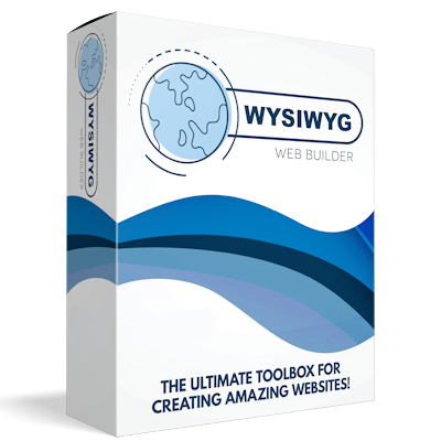 WYSIWYG Web Builder 15.3.0 Crack