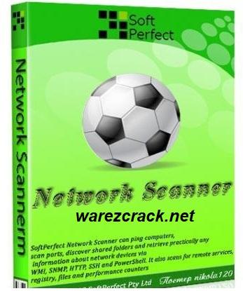 SoftPerfect Network Scanner 2020 Crack