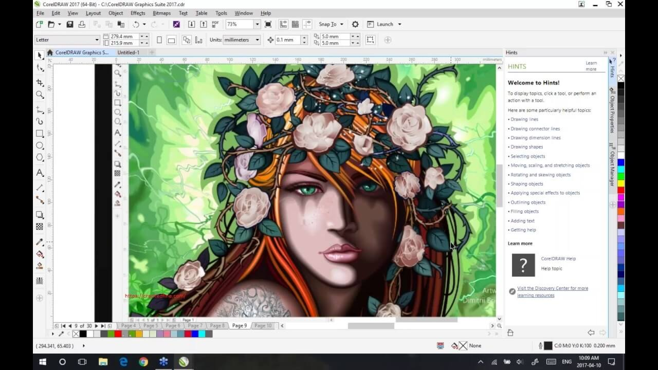 CorelDRAW Graphics Suite 2020 Keygen With Serial Number