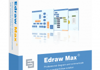 Edraw Max 10.0.2 Crack + License Name and Code 2020