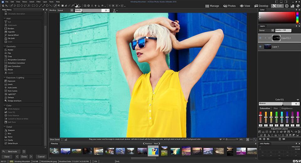 ACDSee Photo Editor 11.1 Build 105 License Key [2020]