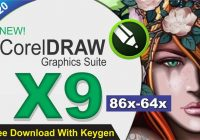 CorelDRAW Graphics Suite X9 Crack Full Serial Number Keygen
