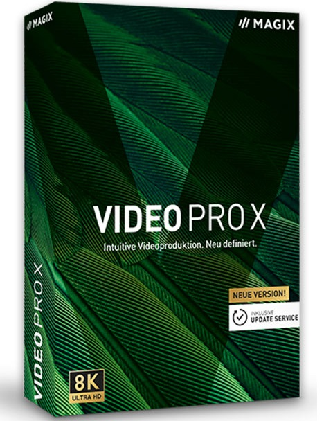 MAGIX Video Pro X12 18.0.1.77 Crack + Serial Number [Latest]