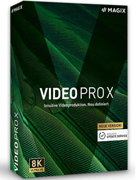 MAGIX Video Pro X12 18.0.1.77 Crack + Serial Number [Latest]