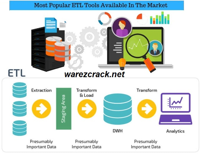 ETL Software Visual Importer 6.2.6.13 Crack + License Keygen